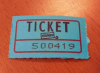 Raffle ticket 500419